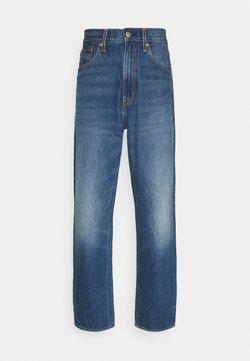 Levi's® - STAY LOOSE  - Jeans Relaxed Fit - med indigo