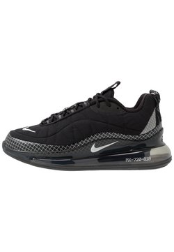Nike Sportswear - MX-720-818 - Sneaker low - black/metallic silver/anthracite