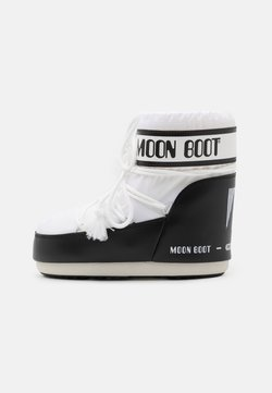 Moon Boot - CLASSIC LOW - Bottes de neige - white