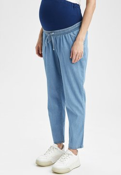DeFacto - Jeans Relaxed Fit - indigo