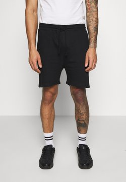 Another Influence - RELAXED FIT  - Jogginghose - black