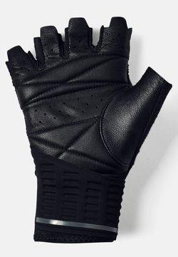 Under Armour - Gloves - black