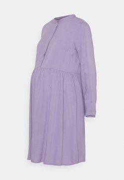 MAMALICIOUS - MLKIZA LIA DRESS - Vestido camisero - daybreak