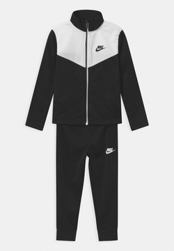 Nike Sportswear - 2-TONE ZIPPER SET - Survêtement - white/black