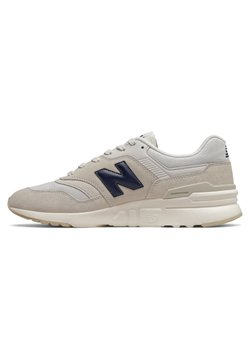 New Balance - Sneakers basse - off-white, blue
