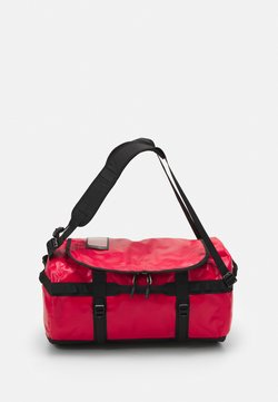 The North Face - BASE CAMP DUFFEL S UNISEX - Sporttasche - red