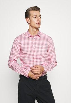 Tommy Hilfiger - FLEX HTOOTH GINGHAM - Koszula - pink