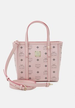 MCM - TONI VISETOS - Handtasche - powder pink