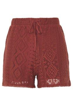 Vero Moda - VMOLEA - Shorts - sable