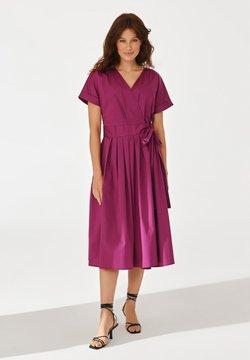 TATUUM - Sukienka letnia - plummy purple