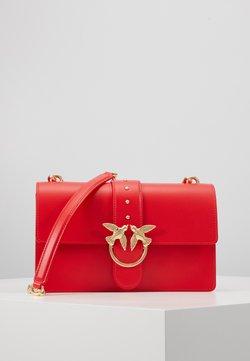 Pinko - LOVE CLASSIC SIMPLY  - Torba na ramię - red