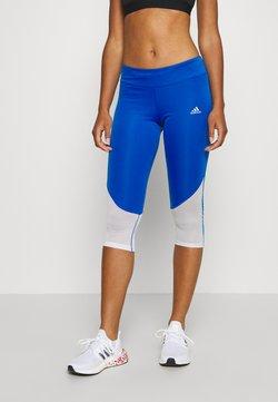 adidas Performance - OWN THE RUN - Medias - glow blue