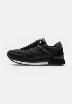 Tommy Hilfiger - ACTIVE - Sneakers laag - black