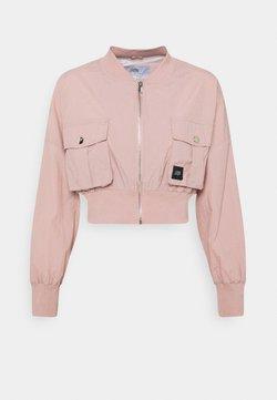Sixth June - CARGO CROP JACKET - Blouson Bomber - pink