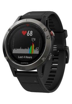 Garmin - Smartwatch - black