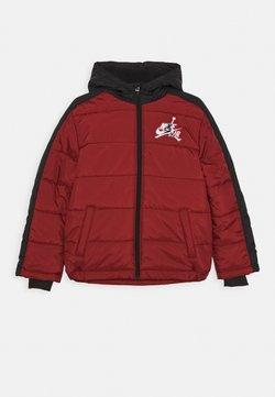 Jordan - JUMPMAN CLASSIC PUFFER - Vinterjakker - gym red