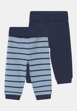 Jacky Baby - 2 PACK UNISEX - Pantaloni - blue/dark blue