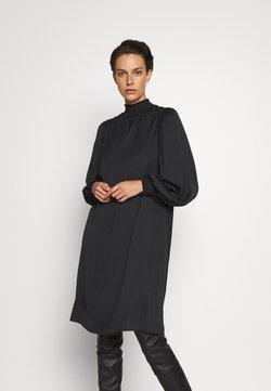 Bruuns Bazaar - PRICKLY METTE DRESS - Freizeitkleid - black