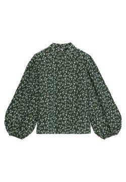 The Kooples - Bluse - green/ecru