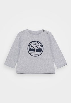 Timberland - LONG SLEEVE BABY - Longsleeve - chine grey