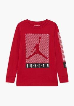 Jordan - JUMPMAN BLINDS - T-shirt à manches longues - gym red