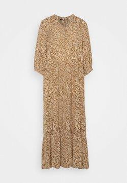 Selected Femme - SLFFRAJA MADISON ANKLE DRESS E - Freizeitkleid - glazed ginger