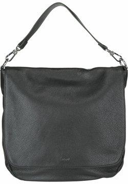 Abro - ERNA - Handtasche - black/nickel