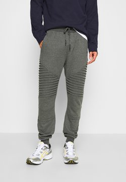 INDICODE JEANS - CRISTOBAL - Jogginghose - charcoal mix