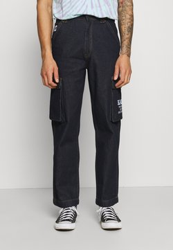 Karl Kani - BAGGY - Relaxed fit jeans - dark blue