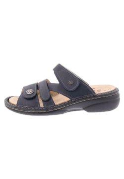 Finn Comfort - Pantolette flach - ozean