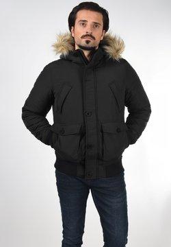 Solid - Winterjacke - black