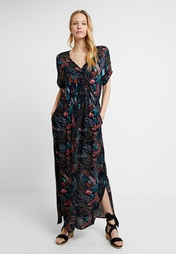 Kaffe - JENNIFER DRESS - Maxikleid - midnight marine