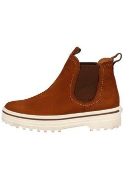 Paul Green - Ankle Boot - cognac-braun 017