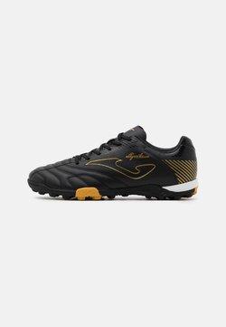 Joma - AGUILA - Voetbalschoenen voor kunstgras - black/gold