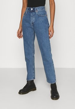 Levi's® Made & Crafted - 501 CROP - Straight leg jeans - lmc cliffside