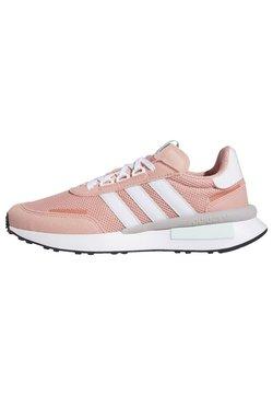adidas Originals - RETROSET - Sneakers laag - pink
