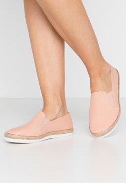 New Look Wide Fit - WIDE FIT MARLETTA - Espadrillot - light pink