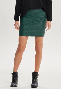 ONLY - ONLBASE  - Falda de tubo - dark green