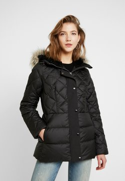 G-Star - WHISTLER TAILORED - Daunenjacke - dark black