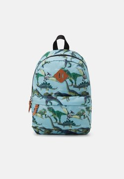 Kidzroom - BACKPACK SKOOTER DINO SMALL UNISEX - Ryggsäck - origin