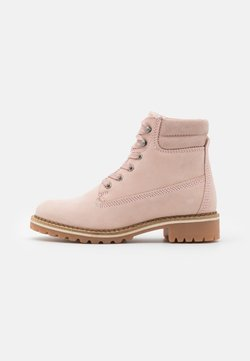 Vero Moda - VMSINEA BOOT - Ankle Boot - sepia rose