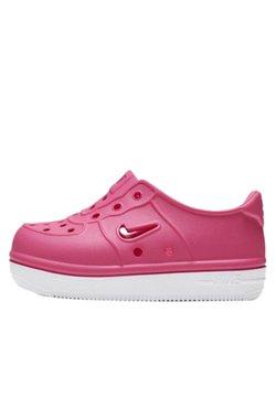 Nike Sportswear - FOAM FORCE 1 - Lauflernschuh - hyper pink/white