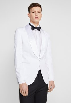 Jack & Jones PREMIUM - JPRLEONARDO SLIM FIT - Giacca elegante - white