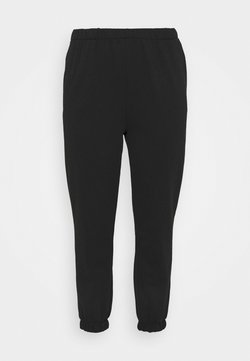 Cotton On Curve - HIGH RISE TRACKPANT - Jogginghose - washed black