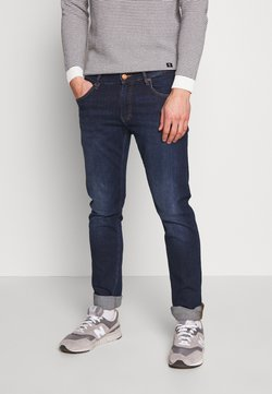 Q/S designed by - Slim fit jeans - dark-blue denim