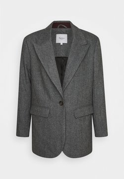 Pepe Jeans - STELLA - Blazer - deep grey
