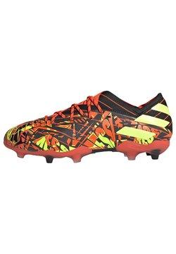 adidas Performance - NEMEZIZ MESSI  - Moulded stud football boots - solred/syello/cblack