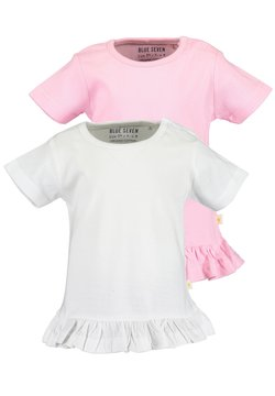 Blue Seven - MINI MD T-SHIRT - 2ER PACK - T-shirt print - stroh azalea