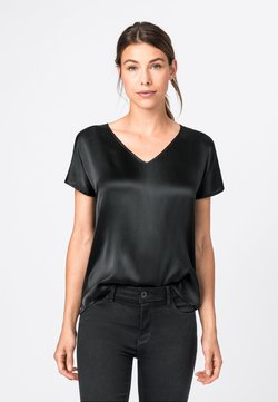 HALLHUBER - Bluse - noir