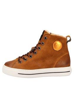 Paul Green - Sneaker high - brown/orange